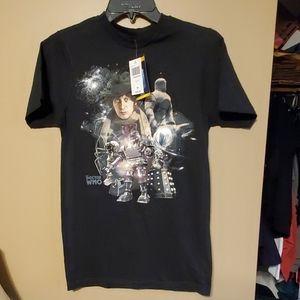 NWT Doctor Who Tshirt